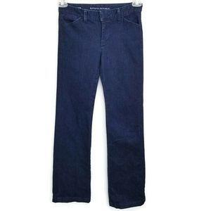 Banana Republic 24R Trousers Jeans Blue Stretch